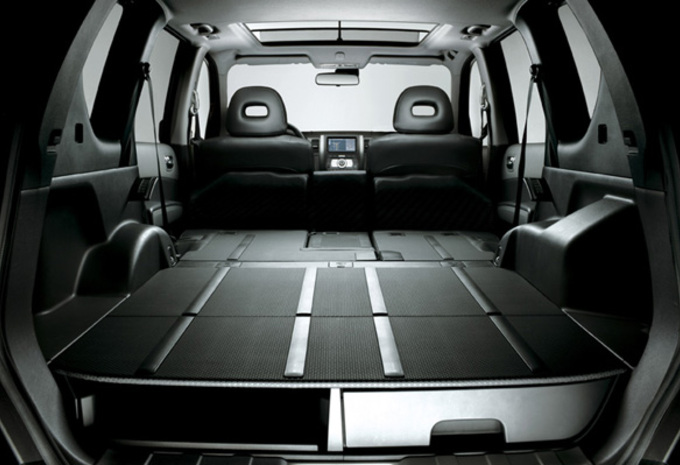 nouveau mod le nissan x trail moniteur automobile. Black Bedroom Furniture Sets. Home Design Ideas