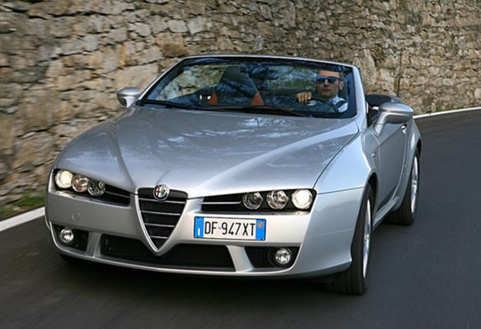 Alfa Romeo Brera et Spider Selespeed #1