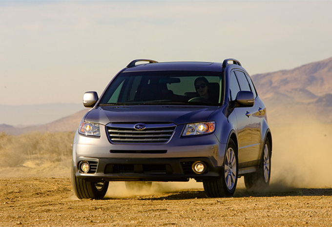 Subaru Tribeca #1