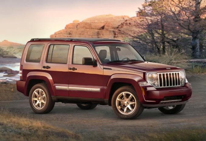 Jeep Cherokee - Liberty #1