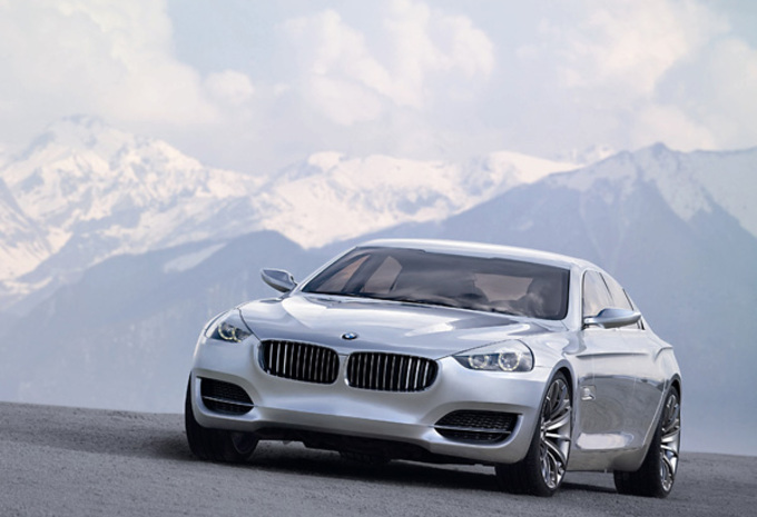 BMW Concept CS #1
