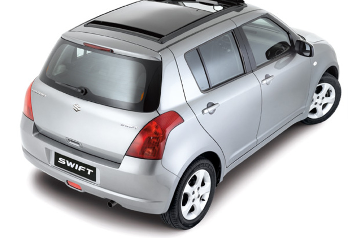 suzuki swift air moniteur automobile. Black Bedroom Furniture Sets. Home Design Ideas