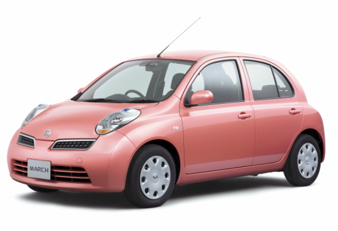 Nissan March (Micra) #1