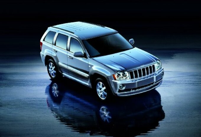 Jeep Grand Cherokee S-Limited #1