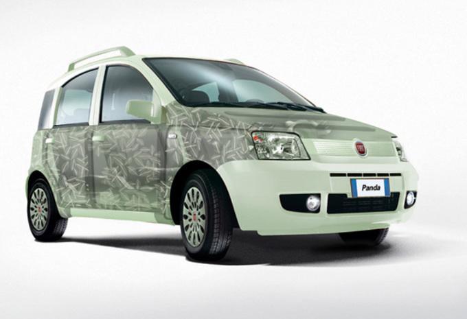 Fiat Panda Aria #1