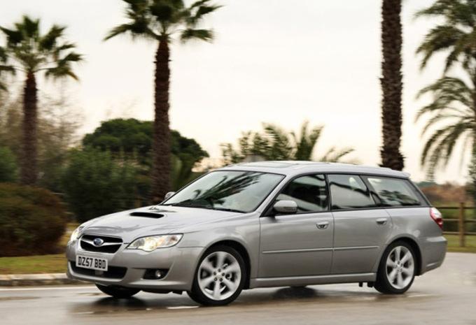 Subaru Legacy et Outback Diesel #1