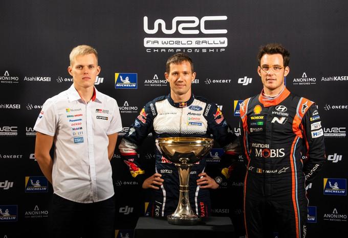 WRC 2018 – Thierry Neuville sera-t-il champion ? #1