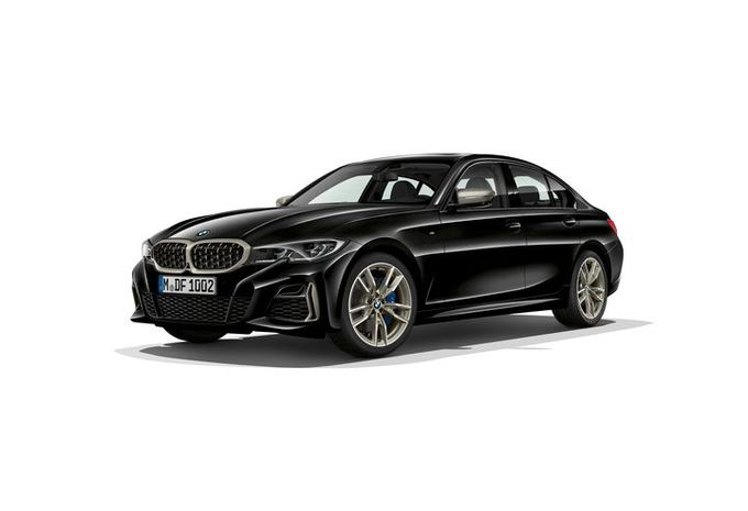 BMW M340i xDrive: voor een hete zomer #1