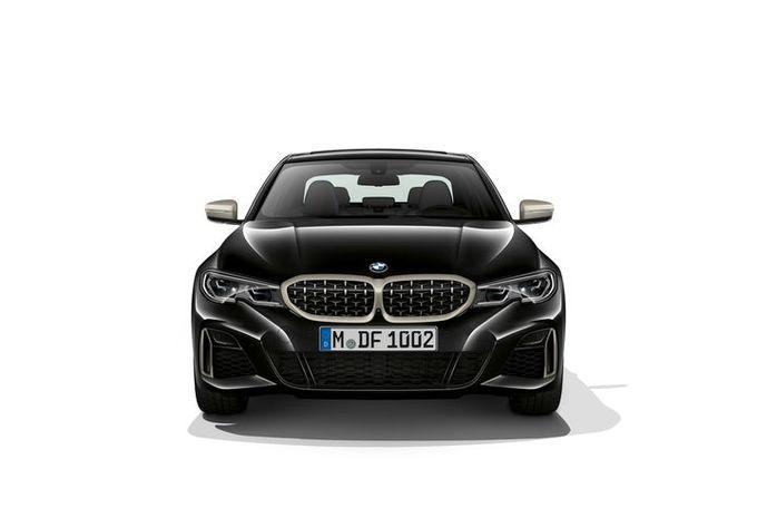 BMW M340i met xDrive, sportchassis en 370 pk #1