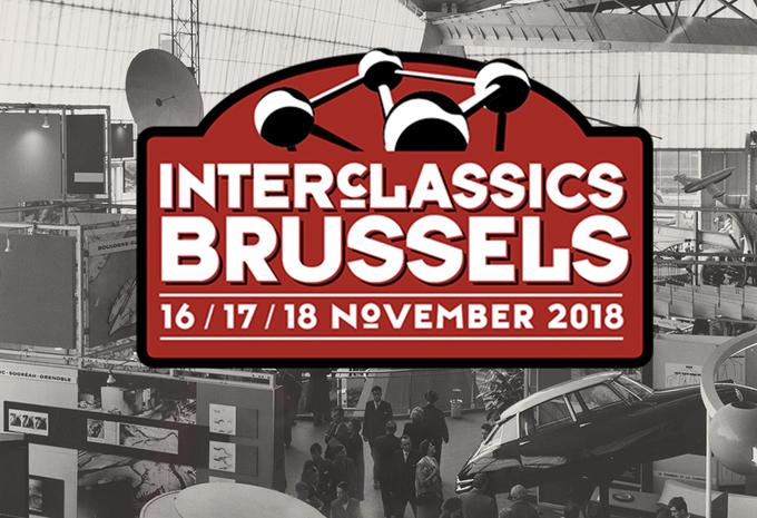 InterClassics Brussels 2018 zet Expo 58 in de kijker #1
