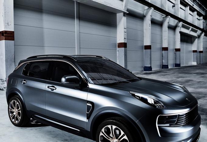 Volvo Gand : Production reportée pour Lynk & Co #1