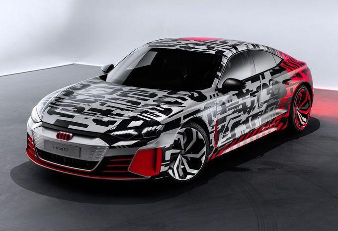 Audi e-tron GT : 3e larron #1