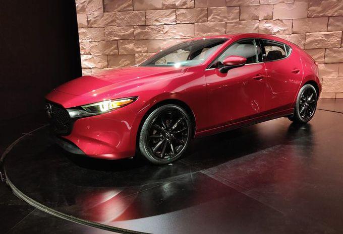 Mazda 3 : objet de désir #1