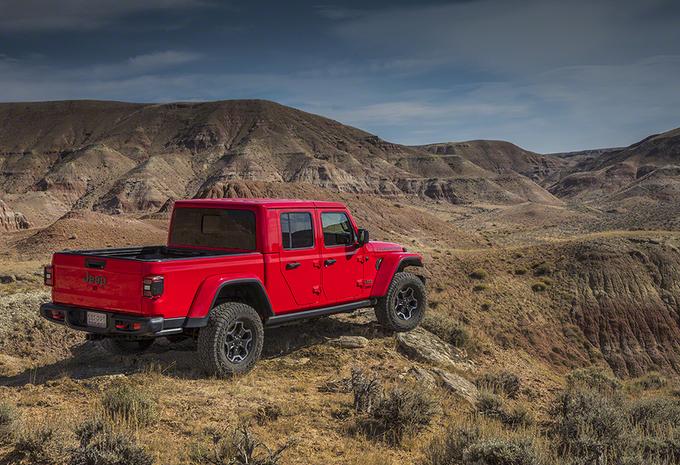 Officieel: Jeep Gladiator komt ook naar Europa #1