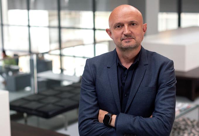 INTERVIEW –Jo Stenuit, le directeur belge du design de Mazda Europe #1