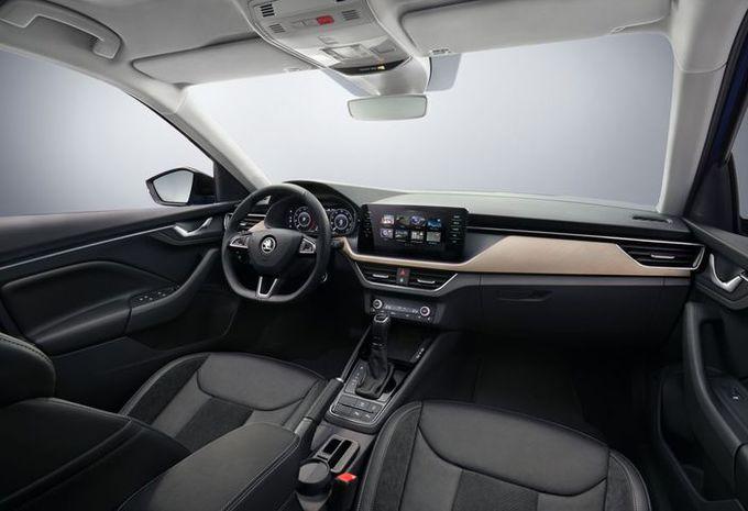 Škoda Scala : le cockpit en images #1