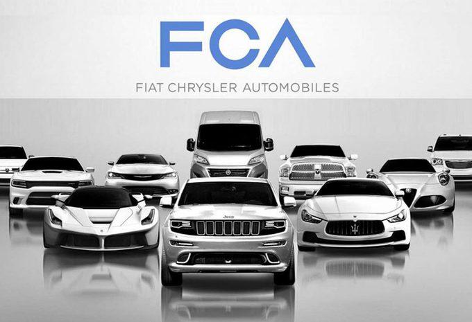 Les plans de FCA : hybrides et 500 électrique #1