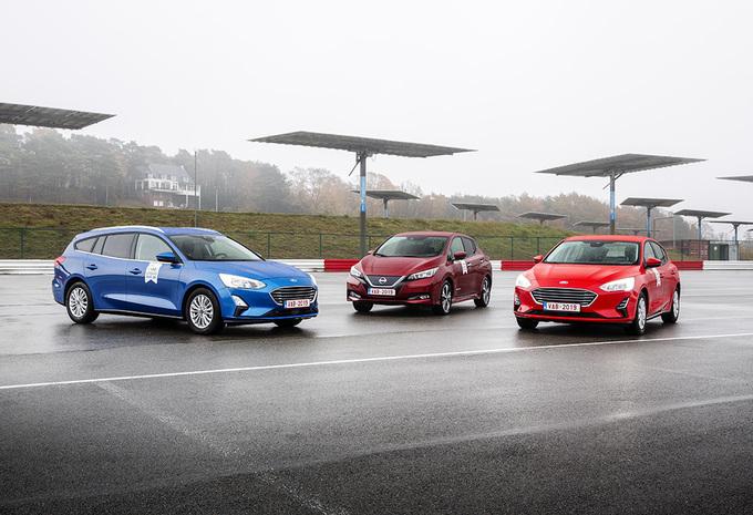 Ford Focus double lauréate de la voiture familiale VAB 2019 #1