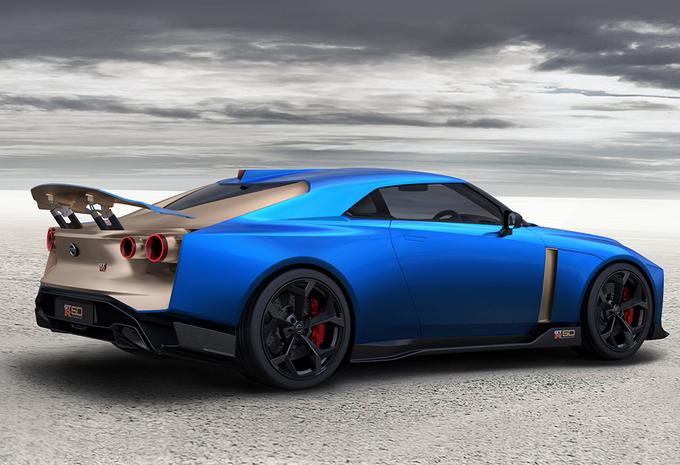 Nissan GT-R50 : la version de production coûte 990.000 € #1