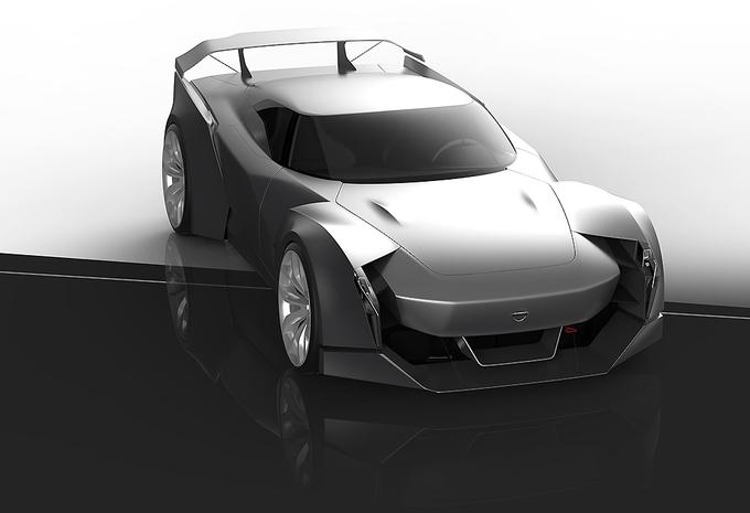 Is dit de R36-generatie van de Nissan GT-R? #1