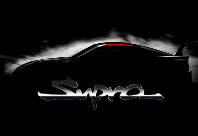 Toyota Super GT Concept : la super-Supra ! #1