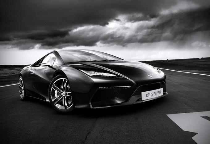 Maakt de Lotus Esprit een comeback als elektrische supercar? #1