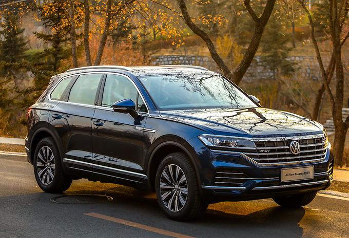 Volkswagen Touareg PHEV : hybride branchée #1