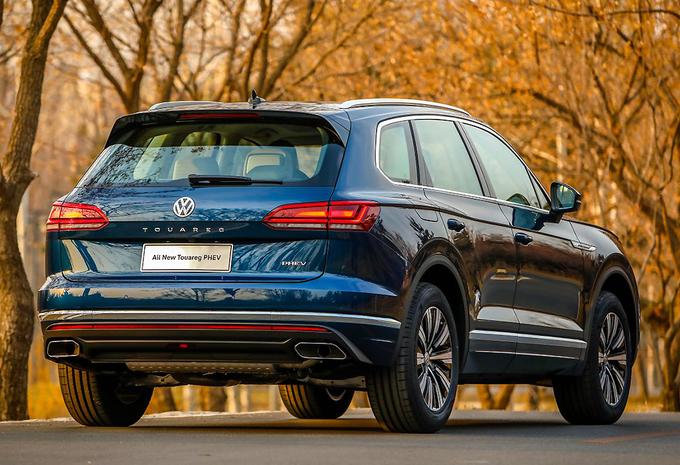 Volkswagen Touareg PHEV: stekkerhybride #1
