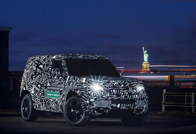 Land Rover: hier is de nieuwe Defender #1