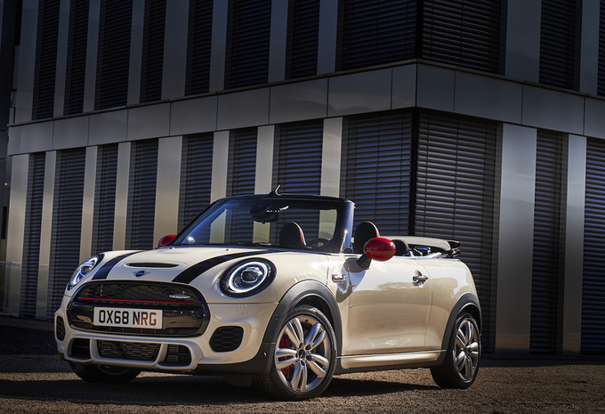Mini John Cooper Works : le retour #1