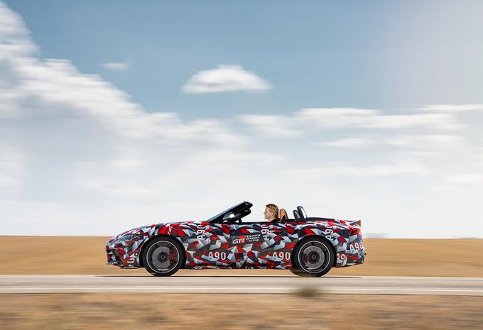 Toyota Supra : aussi en cabriolet ? #1