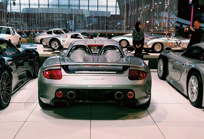 70 ans de Porsche : nos voitures préférées à Autoworld #1