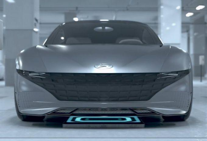 Hyundai et Kia présentent la charge automatisée #1