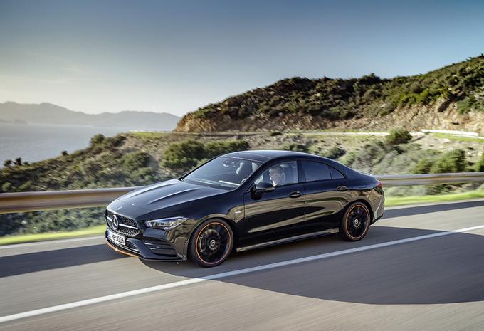 Mercedes CLA : après BMW #1