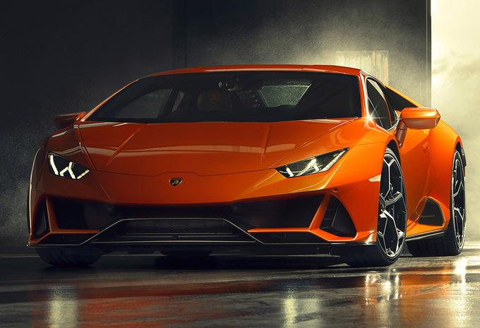 Lamborghini Huracán Evo : avec le plaisir du V10 #1