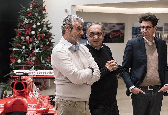 Arrivederci Arrivabene, Binotto nieuwe teambaas bij Scuderia Ferrari! #1