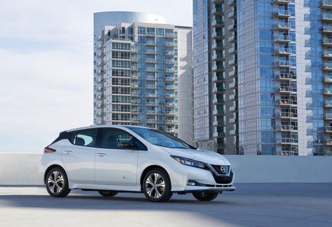 Nissan Leaf e+: meer autonomie en vermogen #1