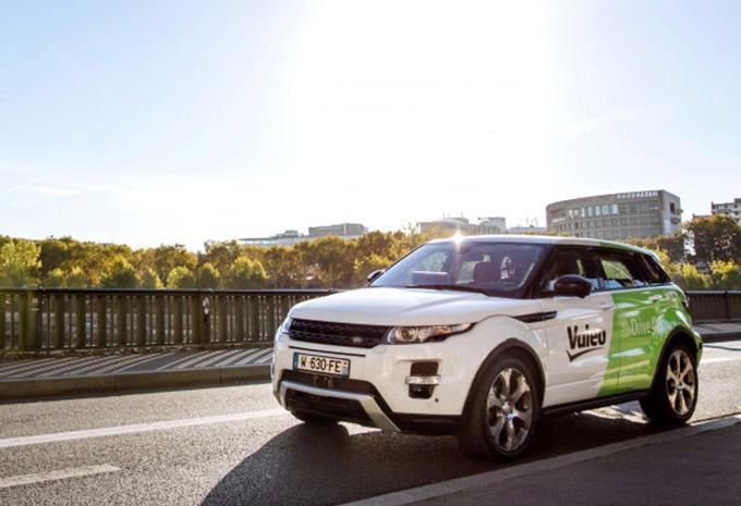 CES 2019 – Valeo Drive4U Remote : piloter à distance les voitures autonomes #1