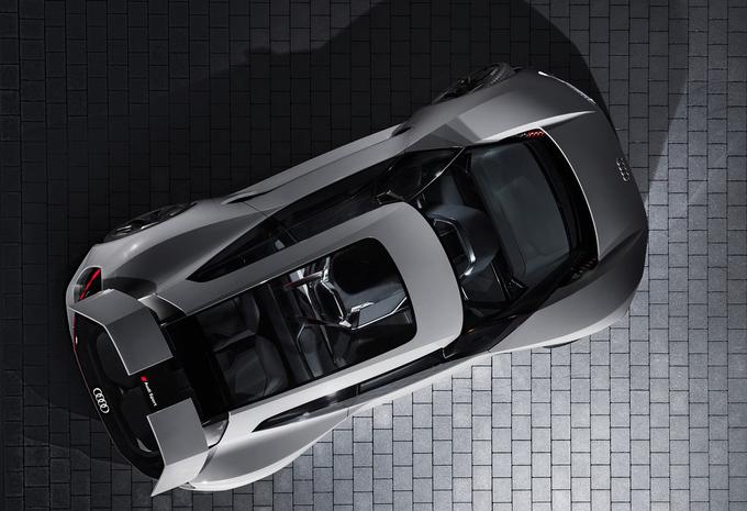Audi bevestigt productieversie van de PB18 E-Tron  #1