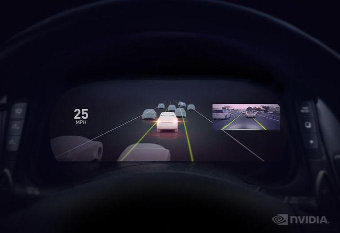 CES 2019 – Nvidia Drive Autopilot : la puce pour la conduite autonome 2+ #1