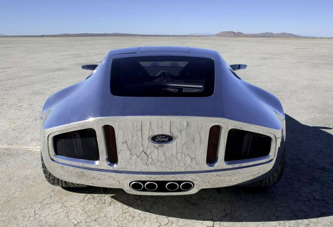 Shelby Ford GR-1 gaat alsnog in productie dankzij Superformance #1