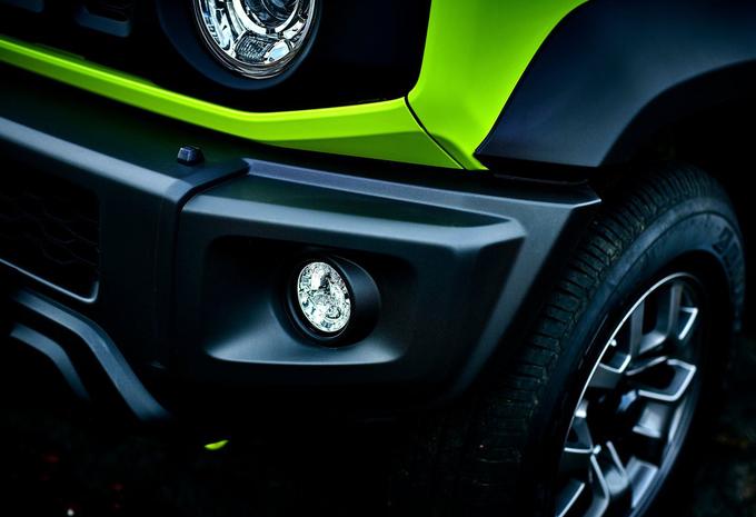 Suzuki op het Autosalon van Brussel (2019): Jimny, Swift Sport, FL Vitara #1