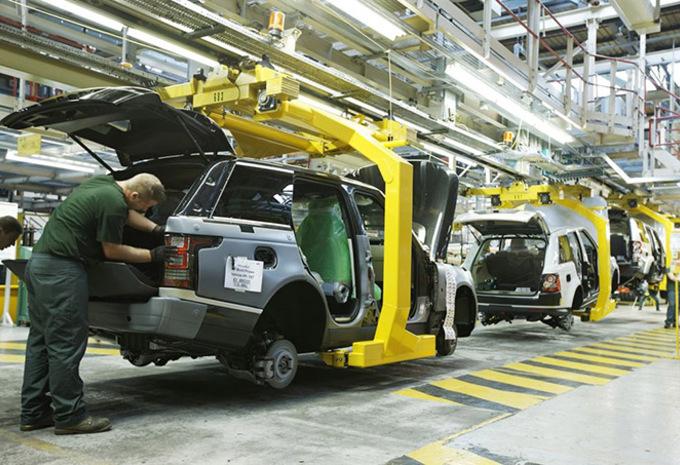 Jaguar Land Rover supprime 10% de ses effectifs — Tata Motors