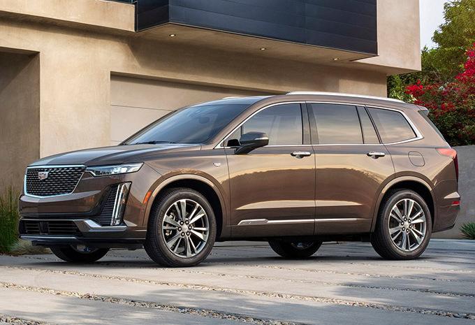 Cadillac XT6 : Où sont les hybrides ? #1