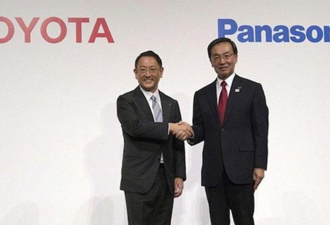 Toyota et Panasonic : ensemble pour des batteries moins chères #1