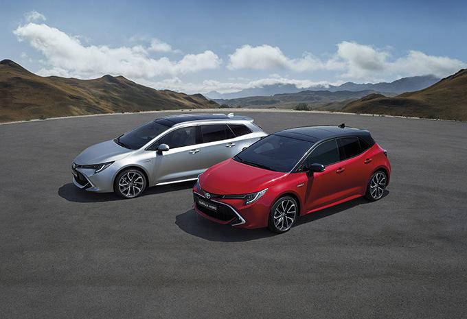 Toyota Corolla & Corolla TS : tous les prix #1