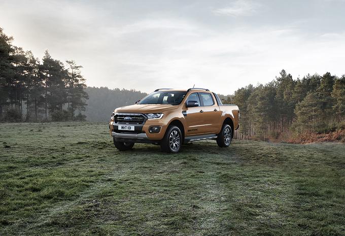 Ford Ranger gaat aan de downsizing #1