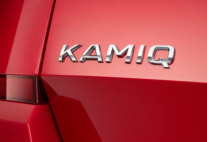 Škoda Kamiq: voor Europa #1