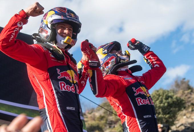 Ogier klopt Neuville in de sprint van rally Monte-Carlo #1