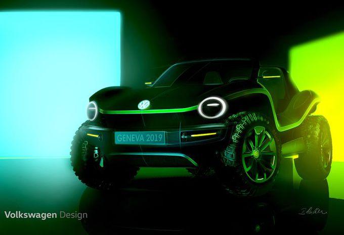 Genève – VW présente son buggy Dune électrique #1